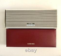Aurora Kona Giugiaro matte black ballpoint pen New Old Stock in box