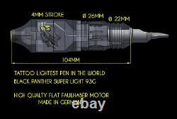 BRUSHLESS FAULHABER Flat engine- BLACK