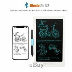 Bluetooth Pen Display Drawing Monitor Graphic Art Tablet 8192 Lvl Sensitivity