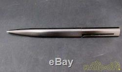 Bvlgari Ballpoint Pen Twistmatte Black