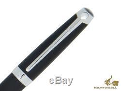 Caran d´Ache Léman Black Matt Fountain Pen, Matt Lacquer, 4799.496 Nib F