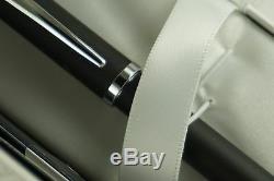 Cross Century II Cool Smooth Matte Black Barrel & Polished Trim Fountain Pen