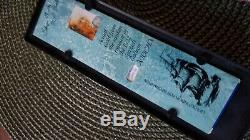 Fisher Space Pen, Atocha Gold, Matt Black, Vintage