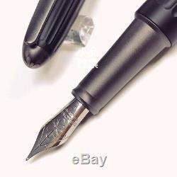 Germany Diplomat Aero Matte Black Fountain Pen