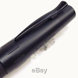 Graf von Faber Castell Special Edition E-Motion Matte Black Fountain Pen