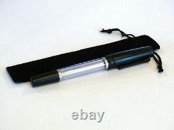 Krone Night Vision Demonstrator Rollerball Pen With Matte Black Cap Mint