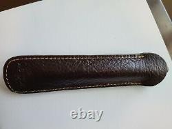 LAMY 2000 Matte Black Fountain Pen Fine used in excellent condition