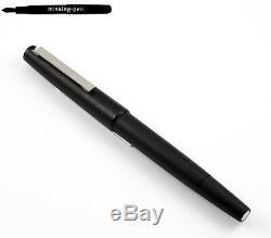 LAMY Profil Model 86 Fountain Pen in Matte Black W. Germany (different sizes)