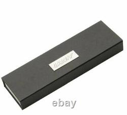 Lamy 2000 L01 Piston Fountain Pen Black Makrolon 14K Nib Medium Germany