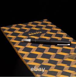 Lamy 2000 Makrolon Matte Black Fountain Pen Medium New