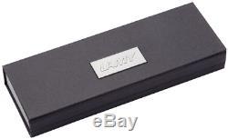 Lamy 2000 Matte Black Fountain Pen Medium