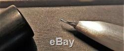 Lamy 2000 Matte Black Fountain Pen Medium perfect condition