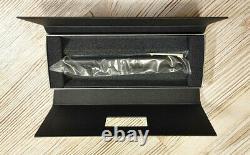 Lamy 2000 Matte Black Makrolon Carbon Fountain Pen 14k Gold Medium Nib L01M