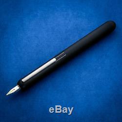 Lamy Dialog 3 Fountain Pen in Matte Black Extra Fine Point NEW in Box