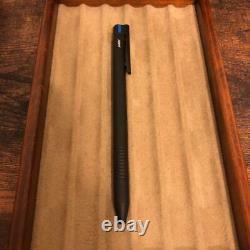 Lamy Logo Tri Pen Rare Matte Black Ballpoint Pen 3 Colors Nearly Unused 958/MN