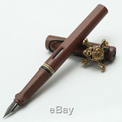 Lamy Safari Fountain Pen Limited Color Pirates of the Caribbean collection