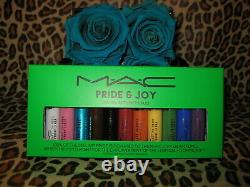 MAC Cosmetics Pride & Joy Liquidlast Liner Vault Limited Edition #809/1000 BNIB