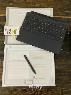 Microsoft SURFACE PRO X 256GB SSD 16GB RAM Keyboard+Slim Pen Bundle LTE
