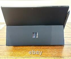 Microsoft Surface Pro 7 Matte Black with Pen and Type Pad Lightly Used