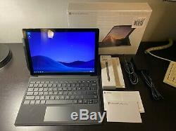 Microsoft Surface Pro 7 i5 8GB RAM 256GB SSD with Keyboard + Black Surface Pen