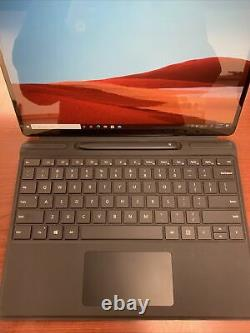 Microsoft Surface Pro X 13 (256GB SSD, MS SQ1, 3.00 GHz, 16GB) withKeyboard & Pen