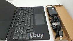 Microsoft Surface Pro X 13 SQ1 16GB 512GB 4G Keyboard Pen Warranty 2/2021