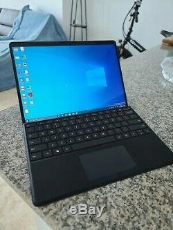 Microsoft Surface Pro X (256GB SSD, 16 GB) with Keyboard, pen and USB C dock