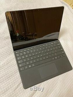 Microsoft Surface Pro X Matte Black + Signature Keyboard/Pen + 4G LTE