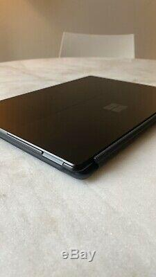 Microsoft Surface Pro X Matte Black + Signature Keyboard with Slim Pen Bundle