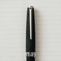Montblanc 220SP Matte Black Fountain Pen