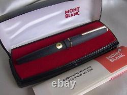 Montblanc 220 Fountain Pen Matte Finished 14K EF Nib