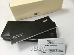 Montblanc Bonheur black matt rollerball pen NEW RRP£485 + boxes + warranty