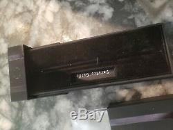 Montblanc Sinium Matte Black Ballpoint Pen with Logo Slim Body