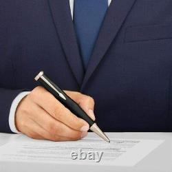 Montblanc Writers Edition Homage to Homer MB117878 Matte Black Ballpoint Pen