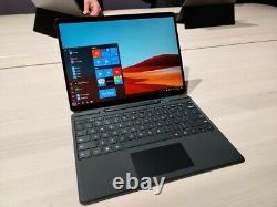 NEW! Surface Pro X, WTY to Nov 2021, Black, 16GB, 256GB, 4G LTE, Keyboard&Slim Pen