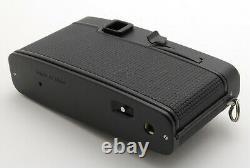 Olympus PEN F 35mm Film Camera MATTE BLACK REPAINT From JAPAN #1523