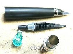 PILOT MYU 25 H775 matte black thorough cleaning from Japan