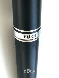 PILOT MYU 25 matte black H175 from Japan