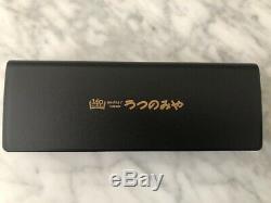 Pilot Capless VANISHING POINT Matte Black 18K F-nib Japan only release