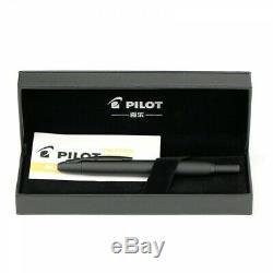 Pilot Fountain pen FC18SRBMM Capless Matte black genuine from JAPAN F/S