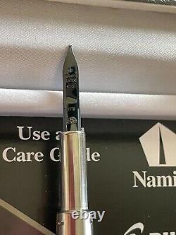 Pilot Vanishing Point Fountain Pen Black Matte Fine Nib