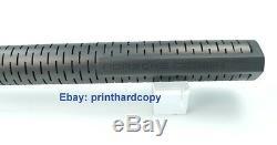 Porsche Design K3115 Laser Flex MATTE Black PVD Coated Ball Point Pen Nice