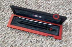 Rotring Quattro 4 In 1 Multipen Matte Black Ballpoint 0.5mm Pencil, Stylus 47788