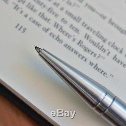 ST Dupont D Initial Matte Black Ballpoint Pen