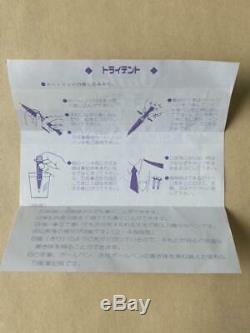 Sailor Vintage Trident Matt Black Fountain Pen Japan