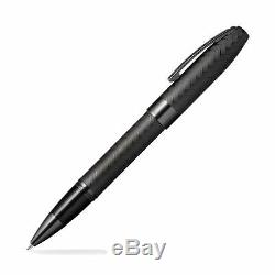 Sheaffer Legacy Rollerball Pen in Matte Black with Chevron Engraving Pattern NEW