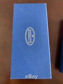 Tibaldi Montegrappa Bugatti Pur Sang Argus Matte Black Ballpoint Pen Isbdnbac