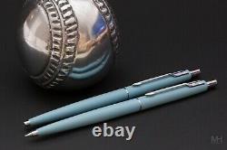 Your Favorite Pen Parker Lady Classic Matte Windsor Blue vintage pen set