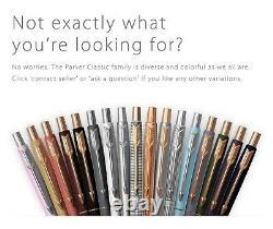 Your Last Pen Parker Lady Classic Matte Tea Rose vintage pen pencil set